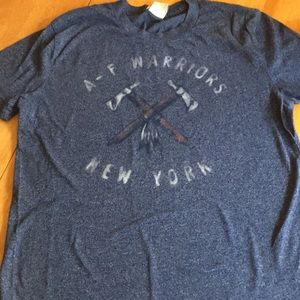Abercrombie & Fitch Graphic Tee Shirt
